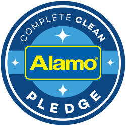 Complete Clean Pledge Alamo